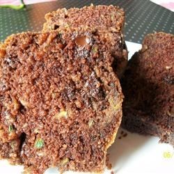 Chocolate Zucchini Cake I Recipe