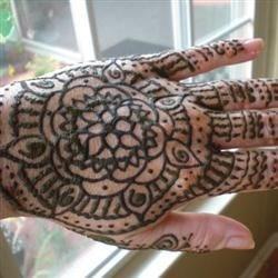 Henna by Kim