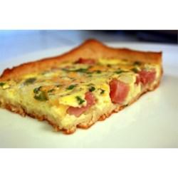 Photo of Ham and Egg Tart by Marge  Scardino