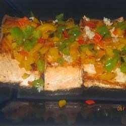 Pan Seared Salmon II