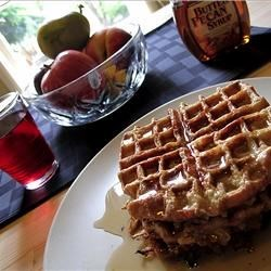 Photo of Cinnamon and Sugar French Waffle Toast by tajimahal