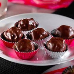 RICE KRISPIES® Chocolate Peanut Butter Balls