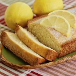 old fashioned lemon pound cake printer friendly