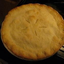 Easy to Remember Pie Crust