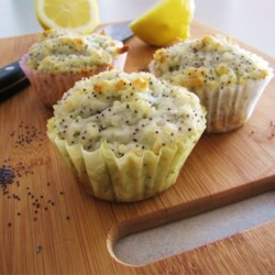 Lemon Poppy Seed Muffins II
