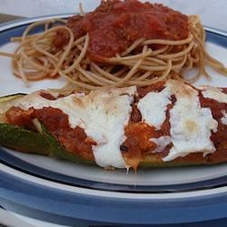 Italian Stuffed Zucchini Recipe