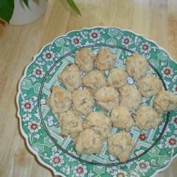 Sunflower Drop Cookies