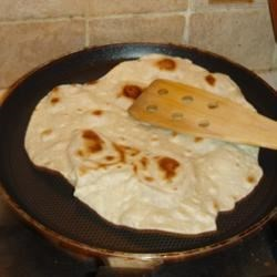 Home made tortillas