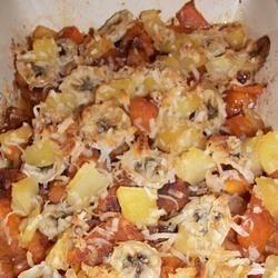 Photo of Hawaiian Sweet Potato Casserole by zapper