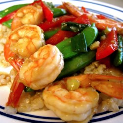 Sesame Shrimp Stir-Fry Recipe
