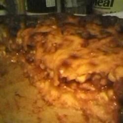 Tamale Pie Pronto Recipe
