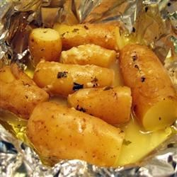 Potatoes in Paper Recipe