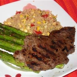 Herbed Chuck Steaks Recipe