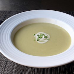 Potato Leek Soup (Vichyssoise)
