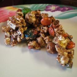Popcorn Cake I Recipe