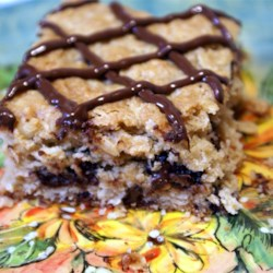 Oatmeal Cookie Bars Recipe