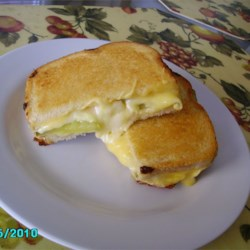 Turkey Grilled Cheese Sandwich With Pickled Onions Recipes ...
