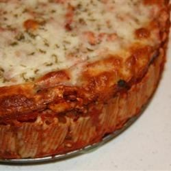 Baked Rigatoni with Italian Sausage and Fennel Recipe