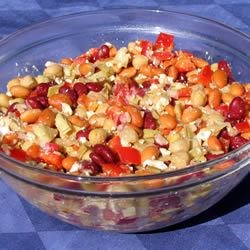 Bob's Bean Salad Recipe