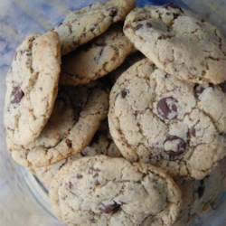 Urban Legend Chocolate Chip Cookies