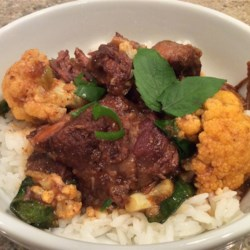 Beef recipes allrecipes short rib and cauliflower curry recipe and video the spicy sweet aromatic sauce forumfinder Choice Image