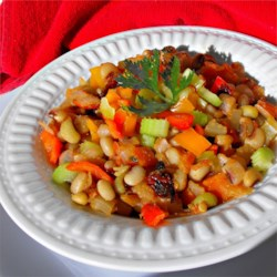 Spicy Chipotle Black-Eyed Peas Recipe