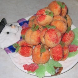 Austrian Peach Cookies II Recipe