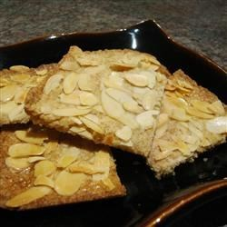 Almond Thins Recipe