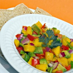 Image of Avocado-Mango Salsa, AllRecipes