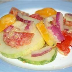 Tri-Mustard Salad Recipe