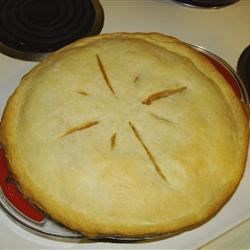Southwest Chicken Pie
