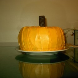 SIMPLE PUMPKIN CAKE
