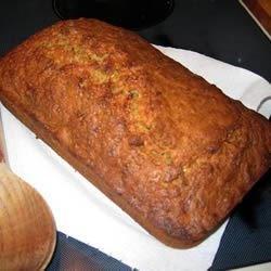 Zucchini Bread V Recipe
