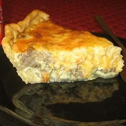 Quiche (Southern Egg Pie) Recipe