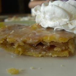 Image of Apple Pie Bars, AllRecipes