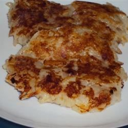 Potato Pancakes III Recipe
