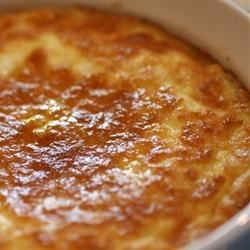 Photo of Fresh Corn Pudding by KNITMAMA