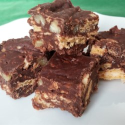 chocolate nut fudge printer friendly