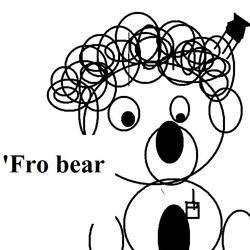 'Fro bear