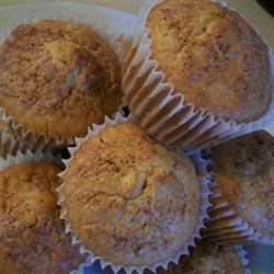 Image of Apple Cheddar Muffins, AllRecipes