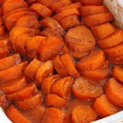 classic candied sweet potatoes printer friendly