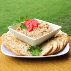 Ham Spread w/Table Crackers