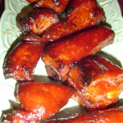 Chinese Barbequed Spareribs Recipe