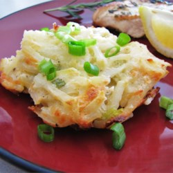 Image of Asiago Hash Browns, AllRecipes