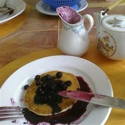 Photo of Blueberry Compote by alisadiomin