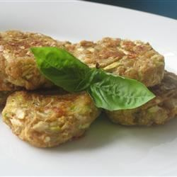 Connie's Zucchini 'Crab' Cakes