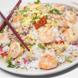 Shrimp in Lobster Sauce
