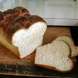 Bread Machine Challah I Recipe