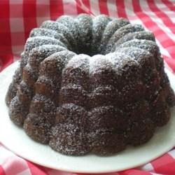Lisa's Chocolate Chocolate Chip Cake