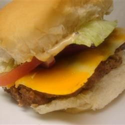 Tex-Mex Burger with Cajun Mayo
